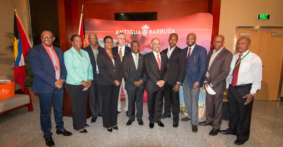 interCaribbean Airways Inaugural Group Picture 1
