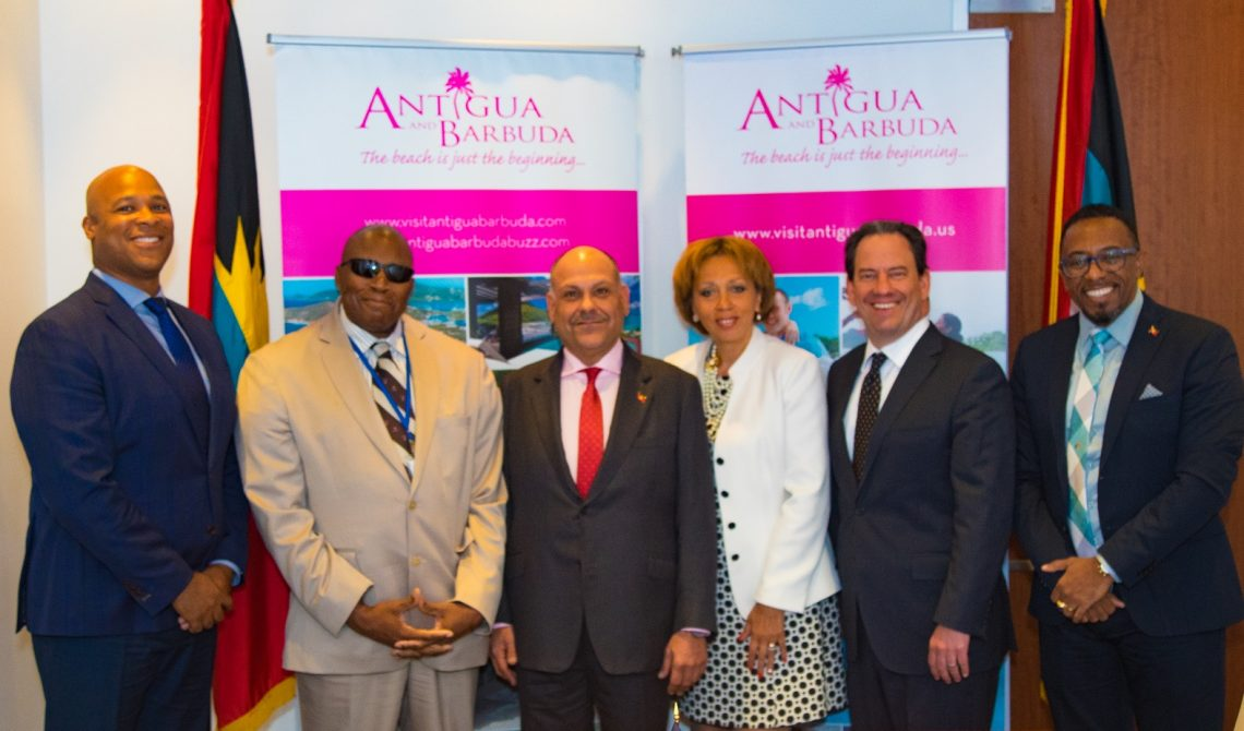 ABTA MOT and Air BNB Group Photo at the Signing 1